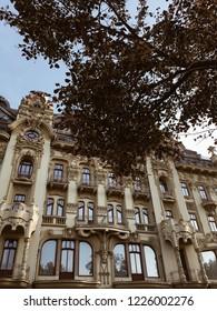 Beauty bilding in Odessa