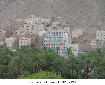 The beauty of buildings in Hadramout - Shibam