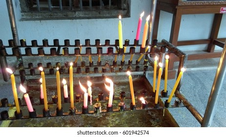 Beauty of candles