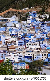 The beauty of Chefchaouen, Blue City of northwest Morocco