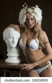 Sexy Venera naked 404