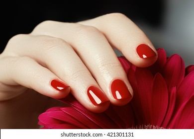 Beautiful Nails Images Stock Photos Vectors Shutterstock