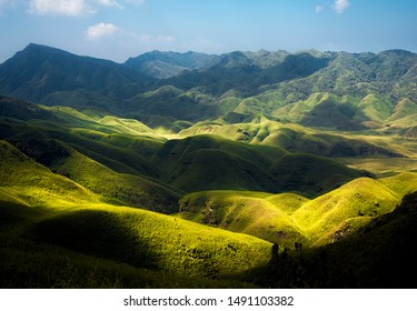 The beauty of Dzukou Valley