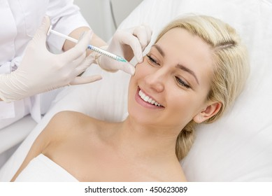 beauty facial injections