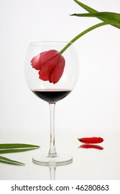 Beauty fades in wine. The problem of female alcoholism.