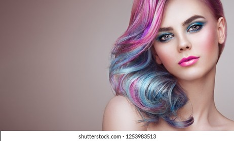 Hairstyle Images Stock Photos Vectors Shutterstock