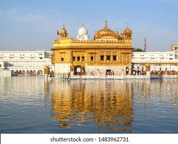 A Beauty of golden temple.