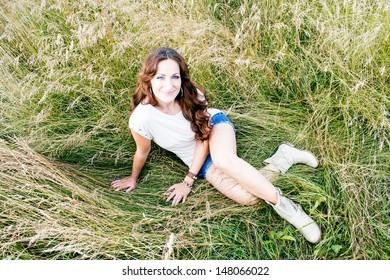 Beauty in grass