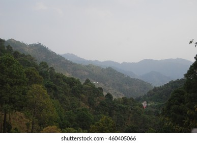 The Beauty Of Kasauli India