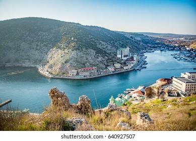 The beauty of nature, Balaklava, Crimea,