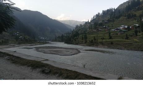 Beauty Of Neelum Valley, District Neelum, Azad Kashmir, Pakistan