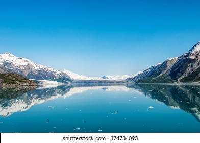 The beauty of North America | Alaska: Beautiful sunny morning in Glacier Bay National Park and Preserve, Alaska, United States.