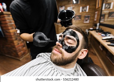 In beauty parlor