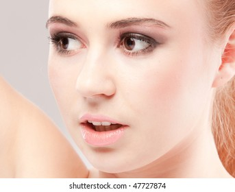 Beauty Portrait of woman