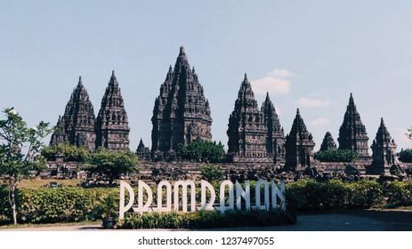 The Beauty of Prambanan Temple