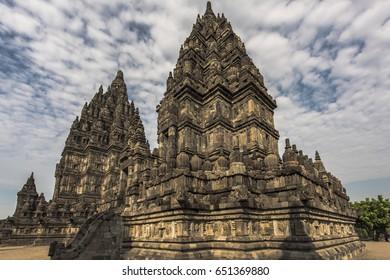 Beauty of Prambanan Temple
