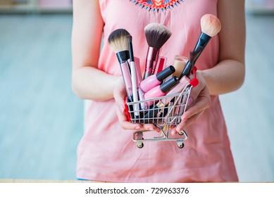 Beauty products nail care tools pedicure closeup