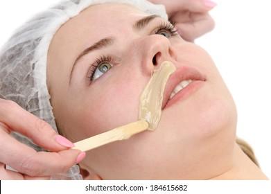 Royalty Free Facial Hair Removal Stock Images Photos Vectors
