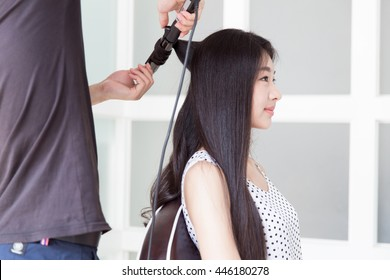 in beauty salons clubs, and professional hair stylist to the girl in hair design