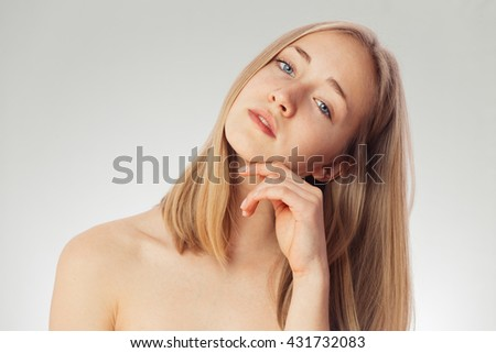 shoot close Nude girls photo