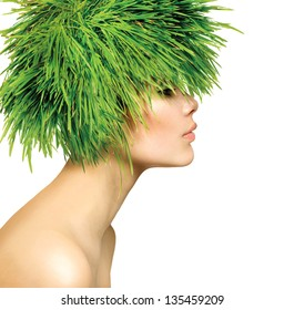 Royalty Free Green Hair Stock Images Photos Vectors Shutterstock
