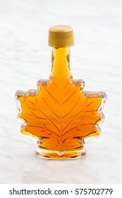 beautyfully styled delicious maple syrup
