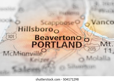 Beaverton. Oregon. USA