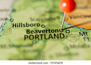 Beaverton, Oregon, USA.