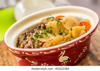 Beckhoff, the traditional dishes in Alsace