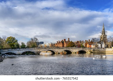 Bedford Riverside on the Great Ouse River