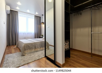 bedroom with a beautiful interior