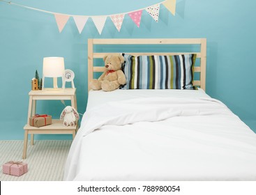The bedroom for child
