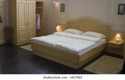 Bedroom furniture exhibition