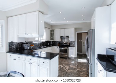 Bedroom interior interior in luxury home