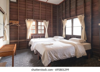 Bedroom Tropical Asian style