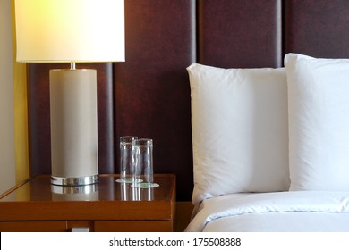 Bedside Table Images Stock Photos Vectors Shutterstock