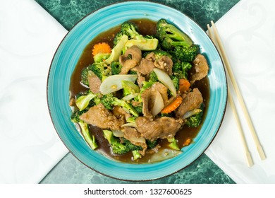 Beef with Broccoli, Chinese Food