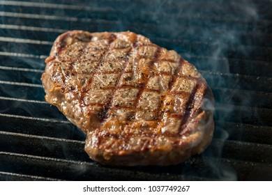 Beef broil meat steak image