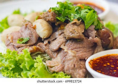 Beef cooked