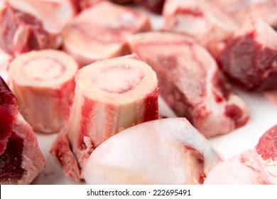 Beef and Lamb Bones for Making Broth