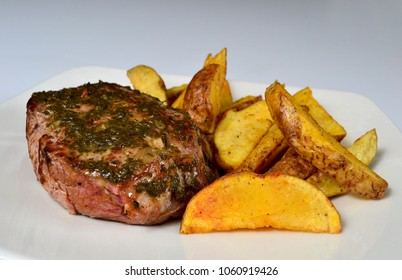 Beef with potatoes