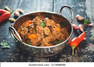 Beef Rendang, Indonesian Food