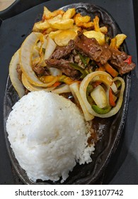 Beef Sisig - sizzling plates - 2019