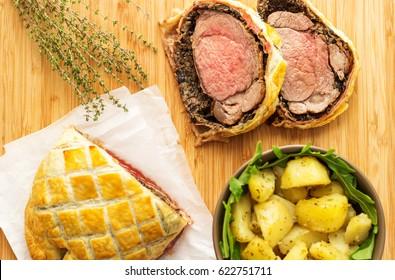 Beef Wellington - Traditional British Comfort Food