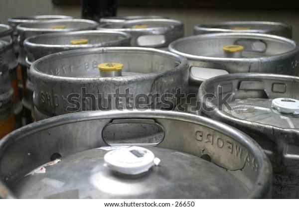 Beer Barrels, Temple Bar