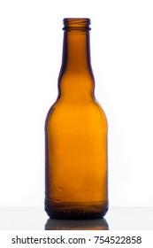 Beer bottle, empty