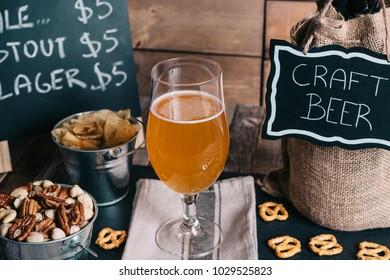 Beer in Brewery