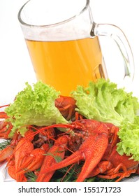 Beer crawfish