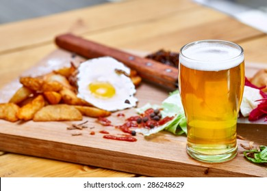 Image result for eggs and beer pics