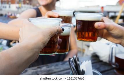 Beer beer beer and friends